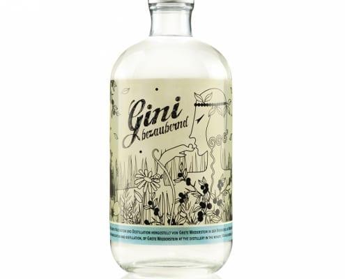"Gini ""bezaubernd"""