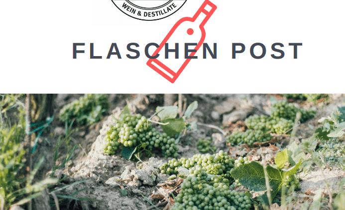 Newsletter Flaschenpost Vol. 9