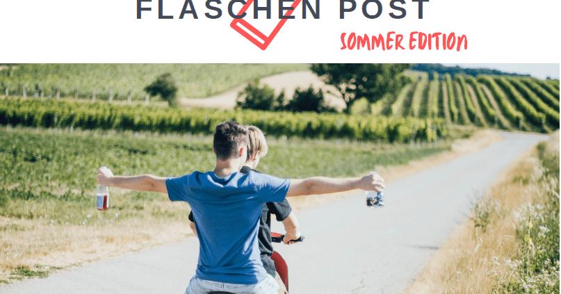 Flaschenpost Vol. 14